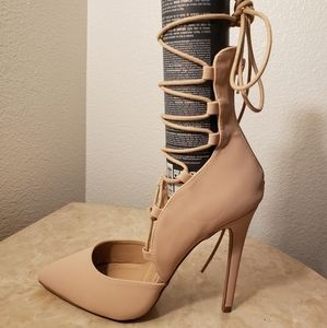 Strappy High heels